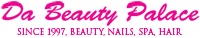 Da Beauty Palace Logo