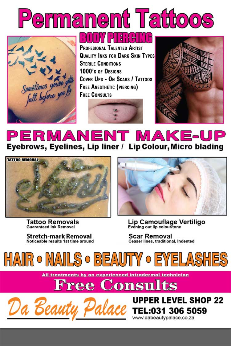 Tattoos In Durban